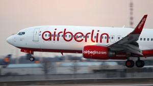 Spekulationen auf Abfindungsangebot treiben Air Berlin