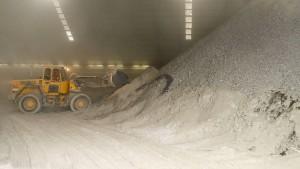 Zement ist ein größeres Ökoproblem als das Fliegen