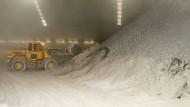 Die Zementproduktion ist nicht eben klimaneutral.