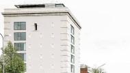 Auch aus dem ehemaligen Hochbunker in München-Schwabing hat Euroboden ein Wohn- und Geschäftshaus gemacht.