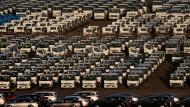 Japans Ausfuhren steigen wieder.