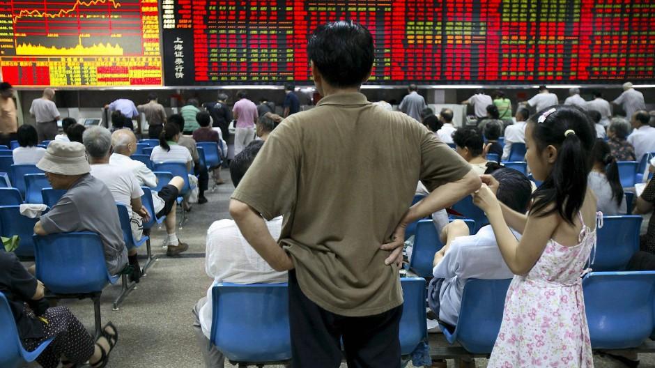 Chinas Aktienmarkt hat sich weiter geöffnet.