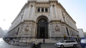 Unsicherheit um Italien belastet Finanzmärkte