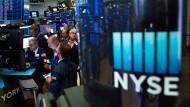 Die Laune an der New Yorker Wall Street trübt sich ein, Börsenneulinge wie Lyft oder Uber enttäuschten bisher.