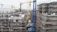 Mit den Immobilienpreisen steigen auch die Risiken