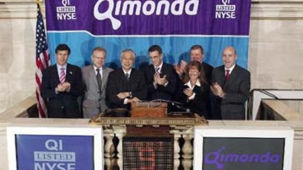 Börsengang von Qimonda wird zum Reinfall