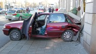 Autounfälle waren das Geschäft des Versicherers, dessen Anleihen für die Anleger ein Totalschaden.