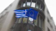 Euro-Finanzminister ringen um Griechenland-Hilfe