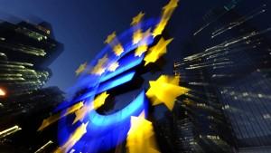 EZB entzieht Geldmarkt 208,5 Milliarden Euro