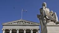 Um die griechischen Banken sorgen sich Anleger besonders.