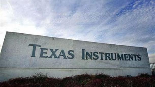 Aktie von Texas Instruments fair bewertet - charttechnisch angeschlagen