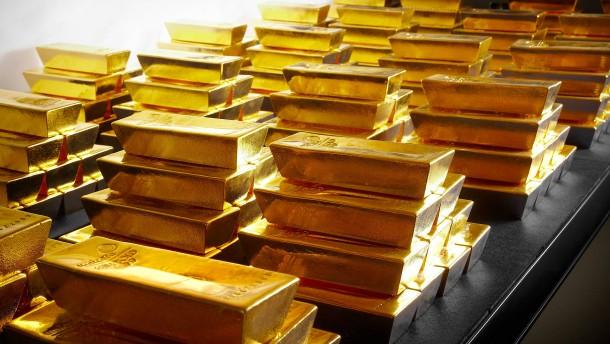 Fiskus will Gold-Anlegern in die Kasse greifen