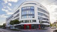 Sparkassengebäude in Dinslaken: Schon fesch