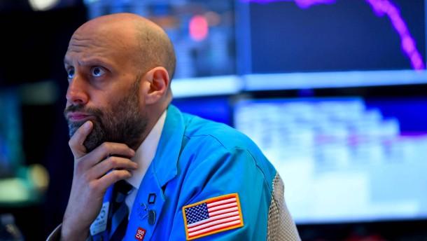 Die Investoren werden pessimistisch