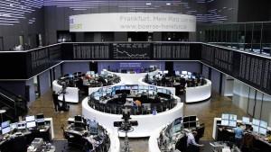 Zuspitzung in der Ukraine verunsichert Finanzmärkte
