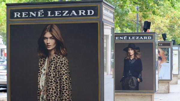 Rene Lezard News