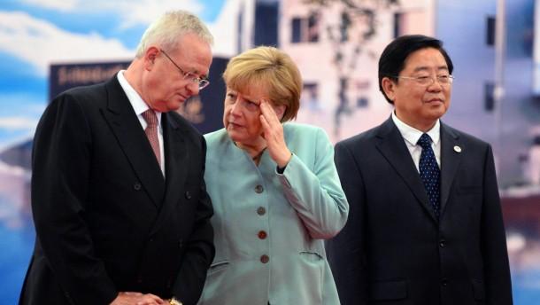 VW und Chinas Kampagne gegen Korruption