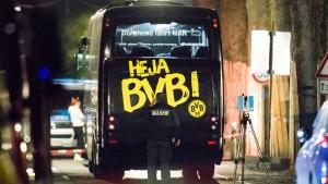 Dortmund tritt heute an