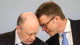 So hohe Boni leistet sich die Deutsche Bank