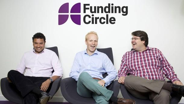 Kreditplattform Funding Circle will an die Börse