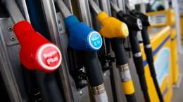 Preise für Benzin und Diesel steigen