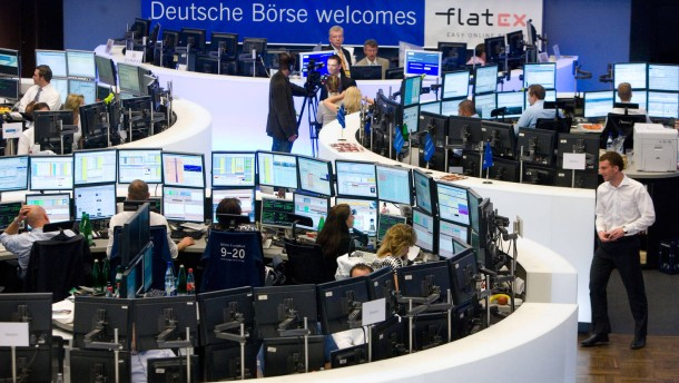 Frankfurts Börse bietet mehr als Großkonzerne