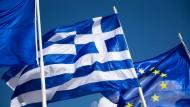 EU-Gipfel von Griechenland-Krise überschattet