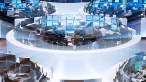 Der deutsche Finanzmarkt ist positiv gestimmt
