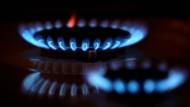 Wer mit Gas heizt, konnte von den milden Temperaturen besonders profitieren.
