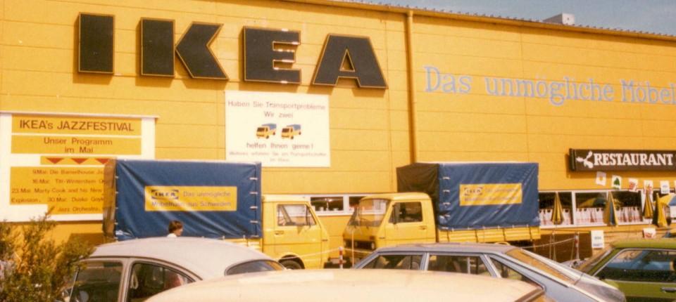 40 Jahre Wohnen Auf Schwedisch Wie Ikea Zum Lieblings Möbelhaus Der