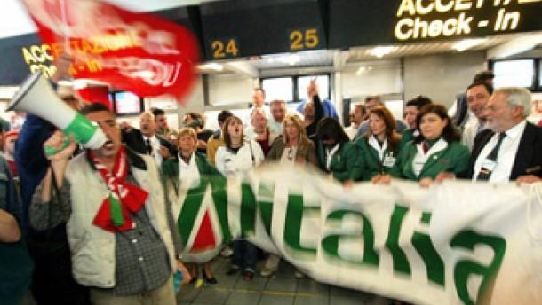 Alitalia-Aktie ist seit Jahren keine ernstzunehmende Anlage mehr