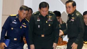 Thailands Junta festigt ihre Macht
