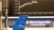 Deutsche Aktien fest in der Hand ausländischer Anleger