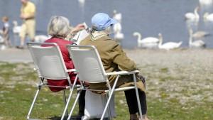 Die Rente wird 125 Jahre alt