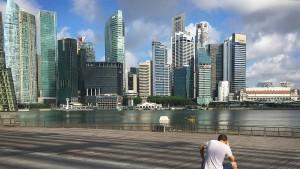 Singapurs Geschäftsmodell gerät unter Druck