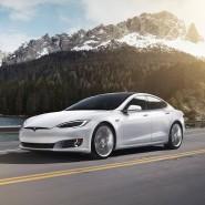 Tesla hat an der Börse gerade Vorfahrt.
