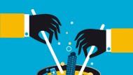 Mischfonds sind beliebt bei deutschen Anlegern