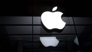 Apple mit Zahlen