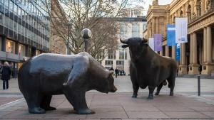 Börse schließt ein starkes Jahr 2019 ab