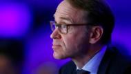 Weidmann will in der Geldpolitik auf Sicht fahren.