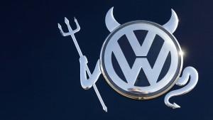 Aktienkurs von VW steigt nach F.A.Z.-Bericht deutlich