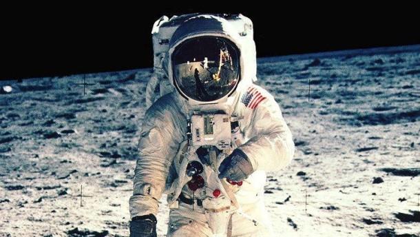 Zahnbürste von Mondfahrer Aldrin wird versteigert