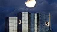 Deutsche Bank kommt nicht zur Ruhe