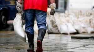 Hagelstürme teurer als das Elbehochwasser