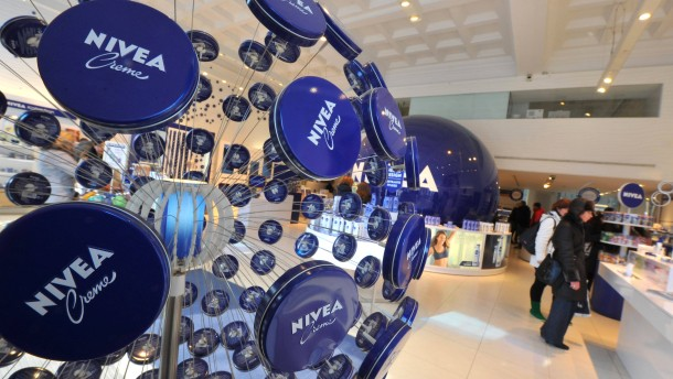 Neue Duschgels treiben Beiersdorf-Aktie an