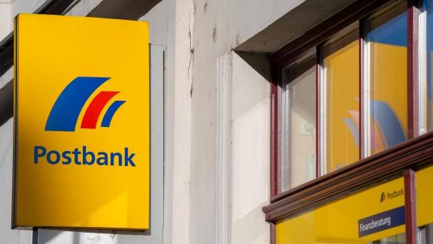 Postbank schließt 2020 kaum Filialen
