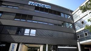 Wirecard-Kurs verliert wieder 10 Prozent