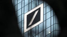 Wo die Deutsche Bank überall Ärger hat
