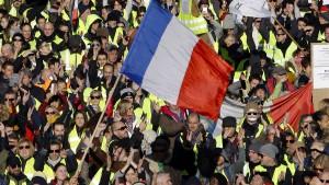 Frankreich leiht sich Rekordsumme am Anleihemarkt