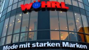 Modehaus Wöhrl beantragt Gläubigerschutz